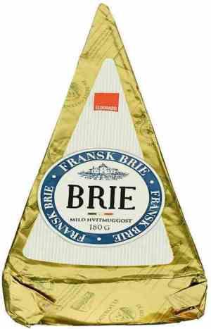 Prøv også Eldorado brie.
