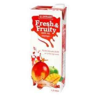 Bilde av Eldorado fresh & Fruity Mango og Eple.