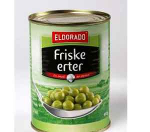 Bilde av Eldorado friske Erter.