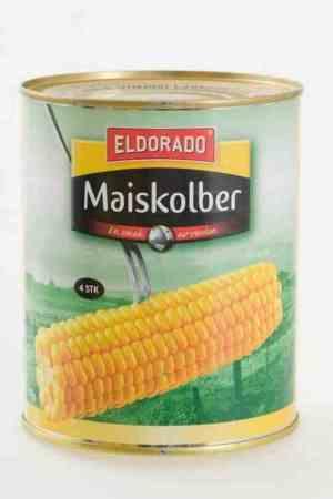 Prøv også Eldorado maiskolber.