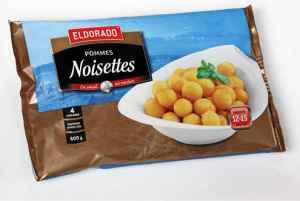 Bilde av Eldorado pommes noisettes.