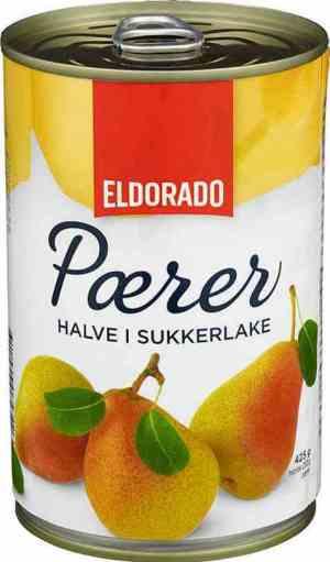 Prøv også Eldorado pærer halve 425gr.