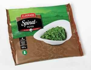 Prøv også Eldorado spinatputer.