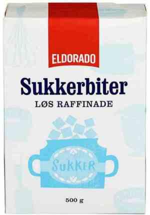 Prøv også Eldorado sukkerbiter, løs raffinade.