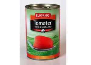 Bilde av Eldorado tomater hele skrellede.