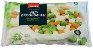 Prøv også Eldorado viltgrønnsaker.