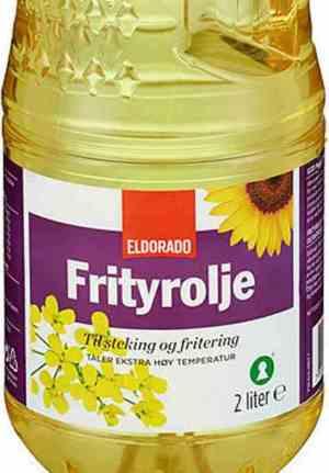 Prøv også Eldorado wok- & frityrolje.