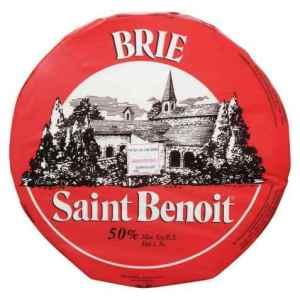Prøv også Brie Saint Benoit.