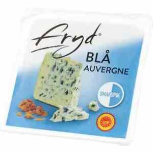 Prøv også Tine Fryd Blå Auvergne.