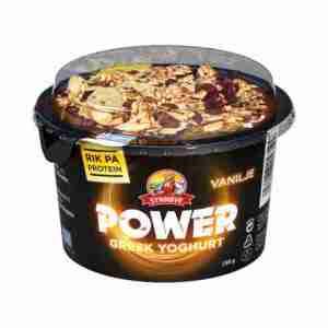 Prøv også Synnøve Power-yoghurt Vanilje.