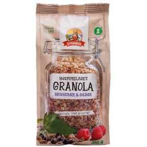 Prøv også Synnøve Hjemmelaget Granola Bringebær og Solbær.