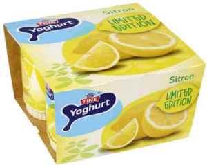 Prøv også TINE Yoghurt Sitron.