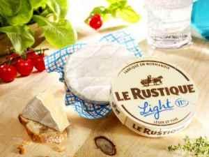 Prøv også Le Grand Rustique Camembert light.