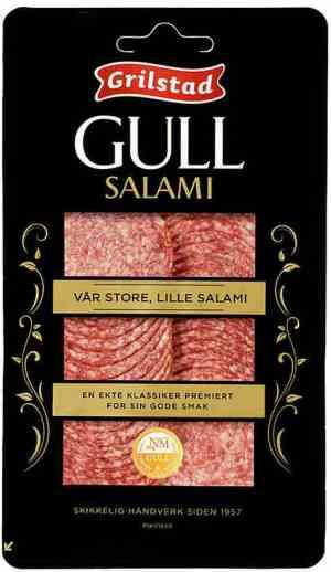 Prøv også Grilstad gullsalami.