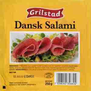 Prøv også Grilstad dansk salami.