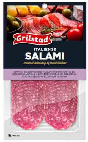 Prøv også Grilstad salami napoletana.