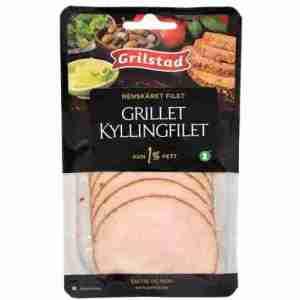 Prøv også Grilstad grillet kyllingfilet.