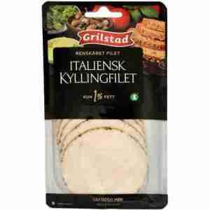 Prøv også Grilstad Italiensk kyllingfilet.