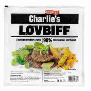 Prøv også Grilstad charlies løvbiff.