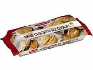 Prøv også Semper hvite sjokoladekjeks.