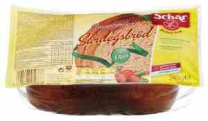 Prøv også DrSchär surdeigsbrød.