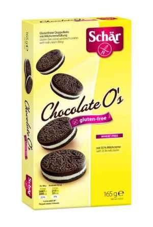 Prøv også DrSchär Chocolate Os.