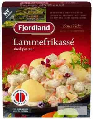Prøv også Fjordland lammefrikasse med poteter.