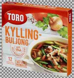 Prøv også Toro kyllingbuljong tørr.
