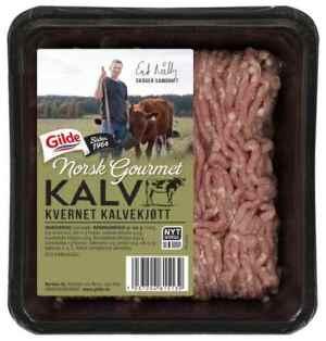 Prøv også Gilde gourmetkalv kvernet kalvekjøtt.