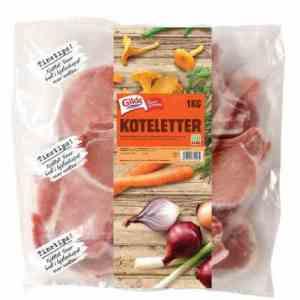 Prøv også Gilde svinekoteletter.