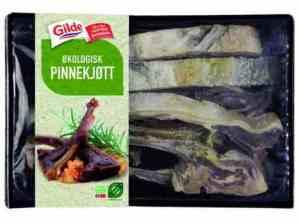Prøv også Gilde økologisk pinnekjøtt.
