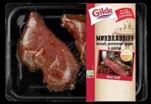 Prøv også Gilde Mørbradbiff krydret.