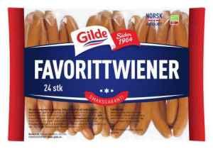Prøv også Gilde Favorittwiener.