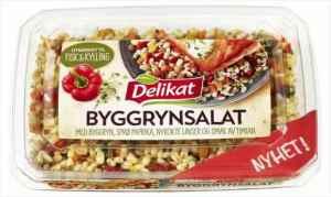 Prøv også Delikat byggrynsalat.
