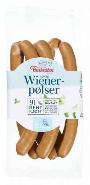 Prøv også Finsbråten røkte wienerpølser.
