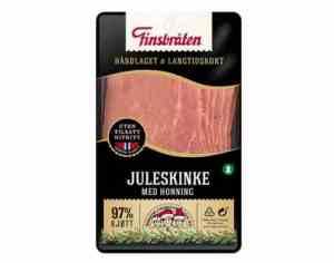 Prøv også Finsbråten Honningmarinert skinke.