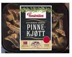 Prøv også Finsbråten pinnekjøtt.