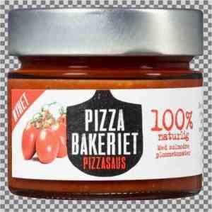 Prøv også Pizzabakeriet pizzasaus.