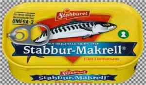 Prøv også Stabbur makrell i tomatsaus.