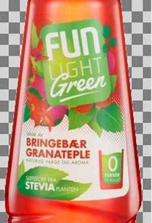 Prøv også Fun Light green Bringebær granateple.