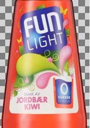 Prøv også Fun Light Jordbær Kiwi.