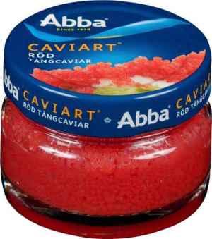 Prøv også Abba caviar rød tangcaviar.