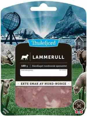 Prøv også Thulefjord Kokt lammerull i skiver.