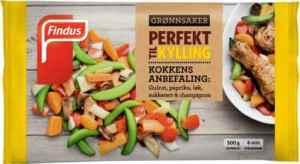 Prøv også Findus perfekt til kylling.