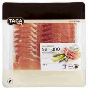 Prøv også Taga Gran Reserva Serrano.