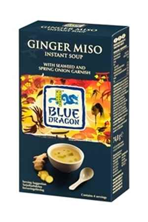 Bilde av Blue Dragon Miso-suppe ingefær.