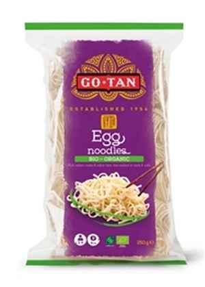 Bilde av Go-Tan Økologiske eggnudler.