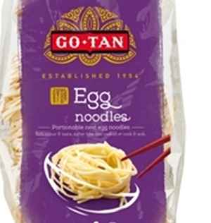 Prøv også Go-Tan Eggnudler nøste.