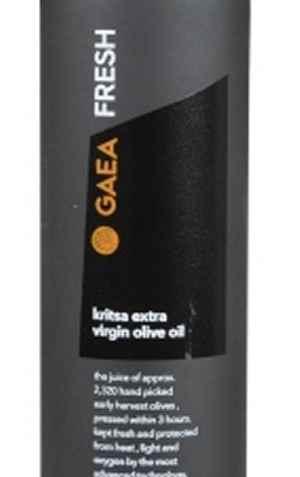 Prøv også Gaea Fresh extra virgin olivenolje.