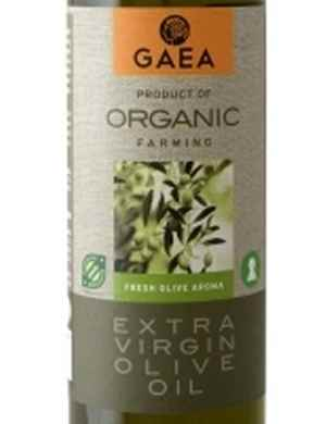 Prøv også Gaea Økologisk extra virgin olivenolje.